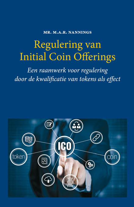 Regulering van Intial Coin Offerings