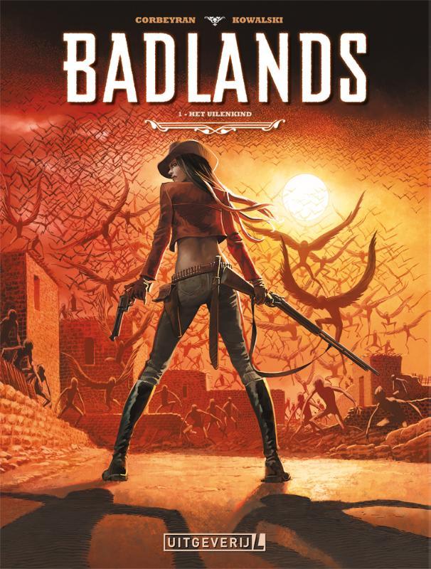 Badlands | 01 Het uilenkind