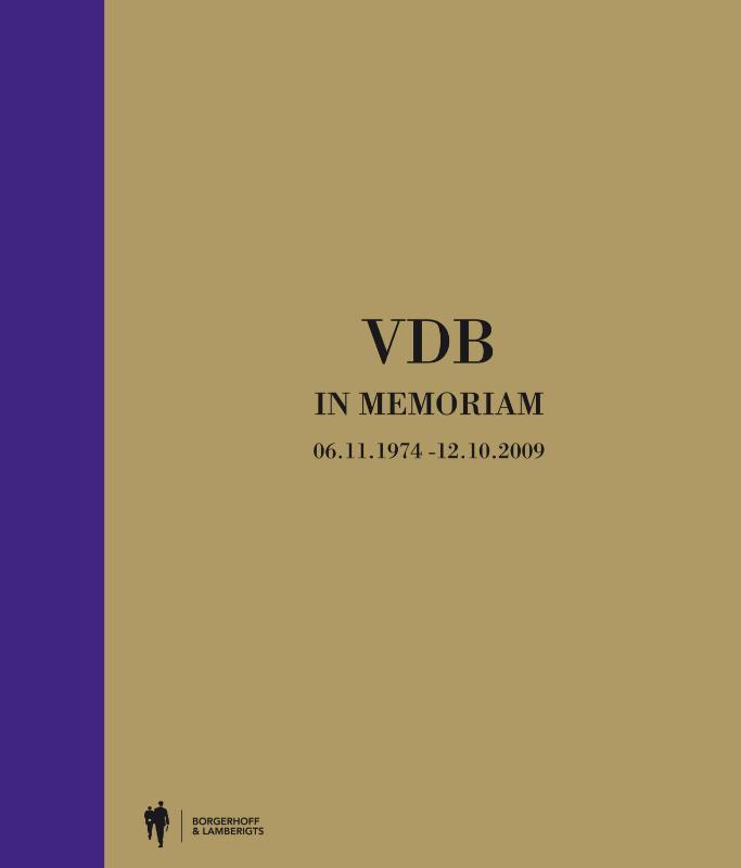 VDB in memoriam