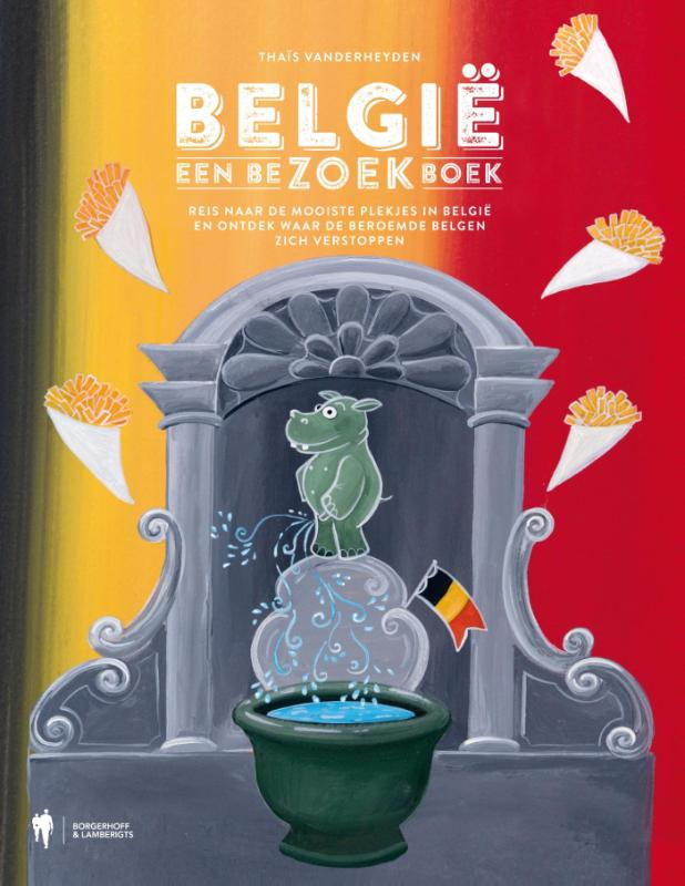 Belgie, een beZOEKboek