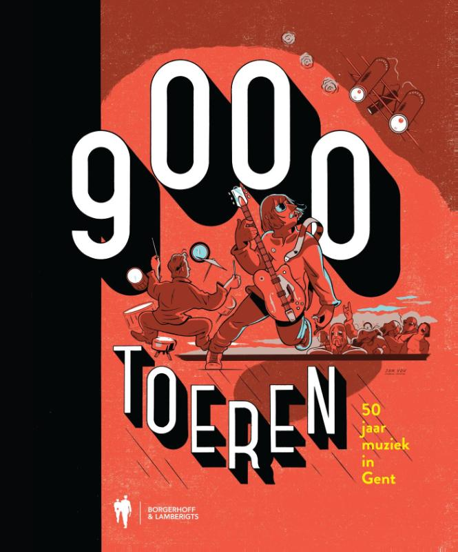 9000 Toeren