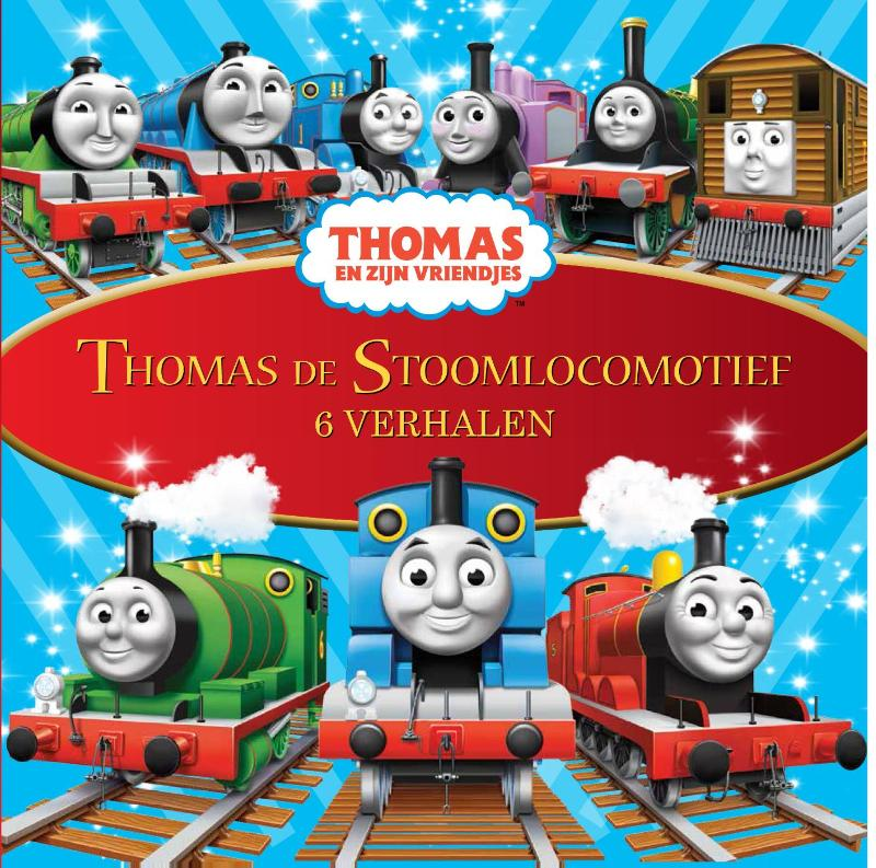 Thomas de stoomlocomotief