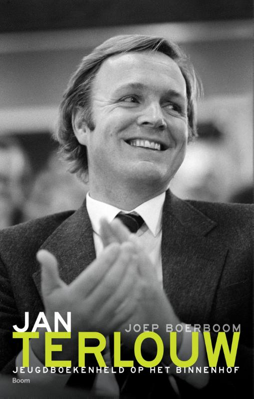 Jan Terlouw - Jeugdboekenheld op het Binnenhof