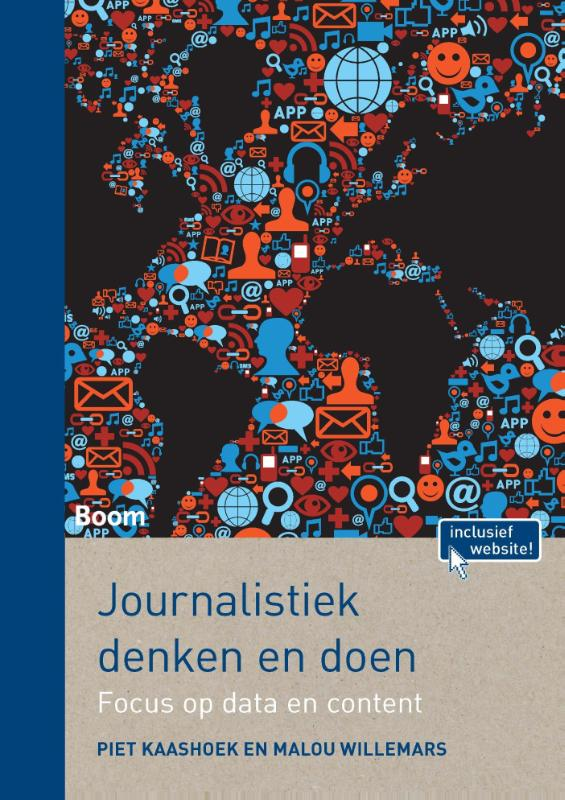 Journalistiek denken en doen - Focus op data en content