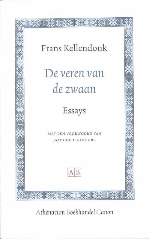 Bibliotheca Dissidentium Neerlandicorum De veren van de zwaan