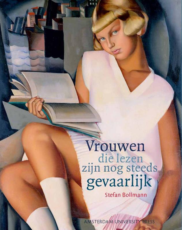 Vrouwen die lezen zijn nog steeds gevaarlijk