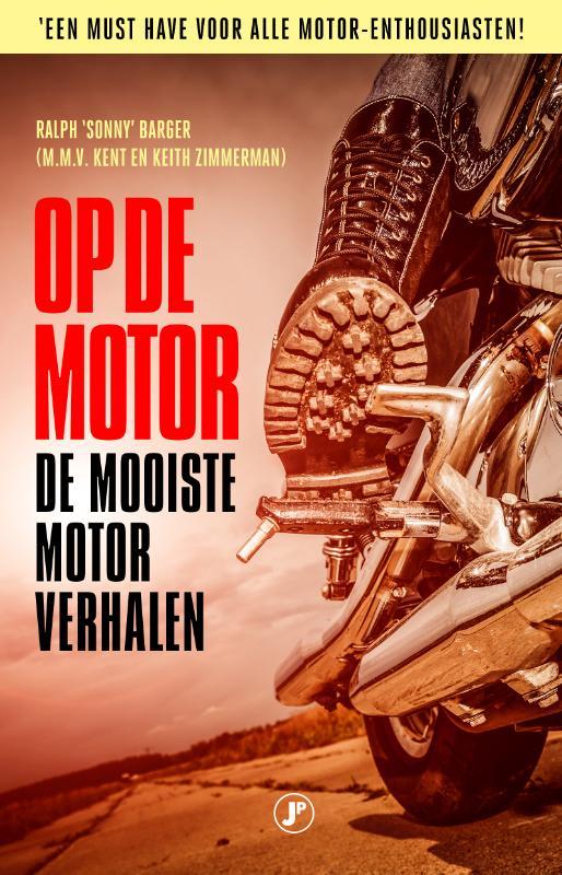 OP DE MOTER!