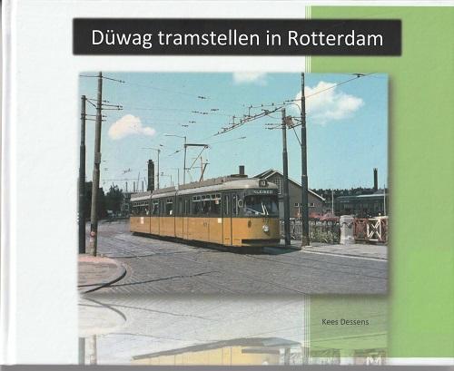 Duwag Tramstellen in Rotterdam