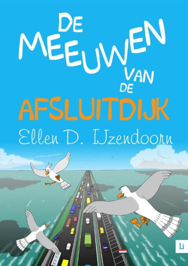 De meeuwen van de Afsluitdijk