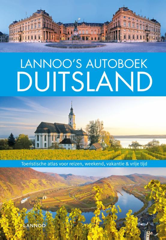 Lannoo's autoboek Duitsland