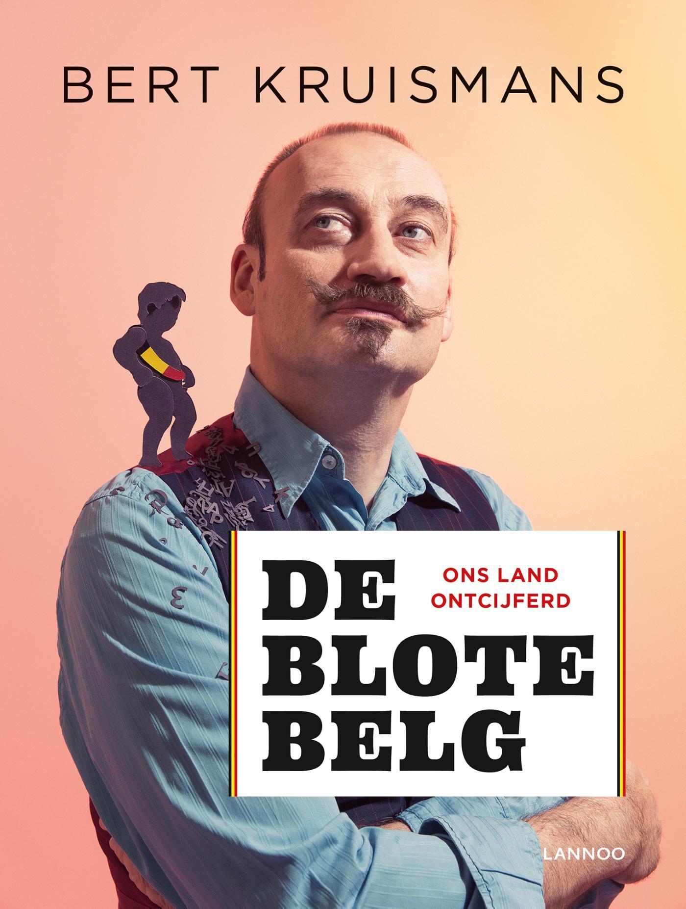 De blote Belg (e-boek - epub)