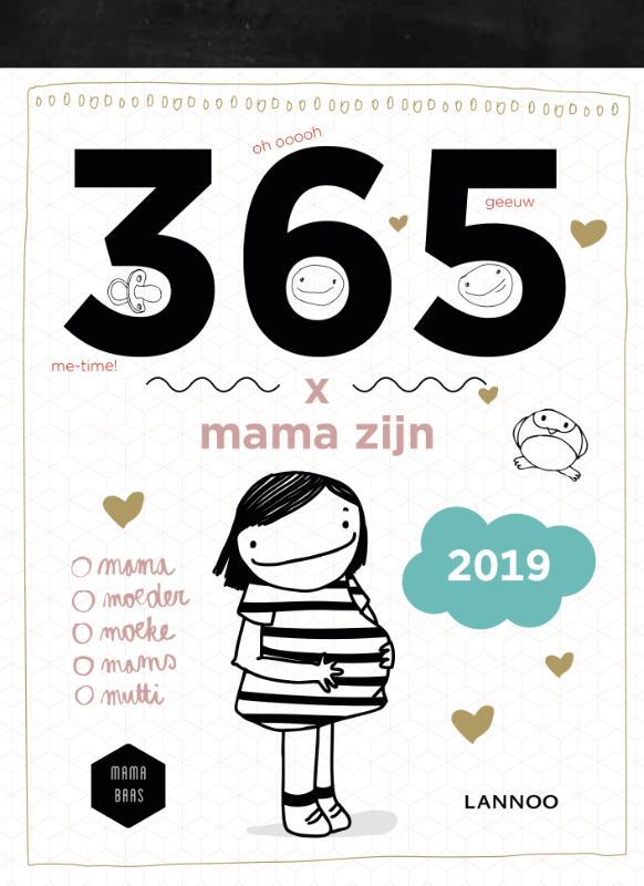 Mama Baas De Mama Baas scheurkalender 2019