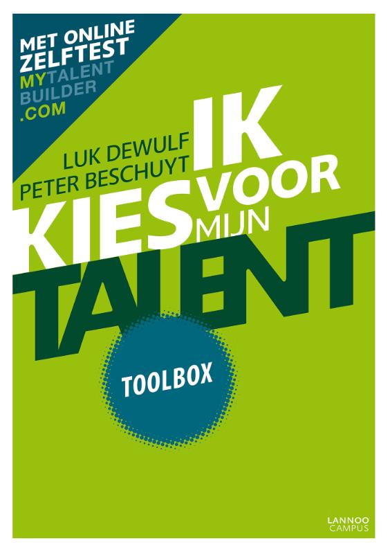 Ik kies voor mijn talent Toolbox - nieuwe editie