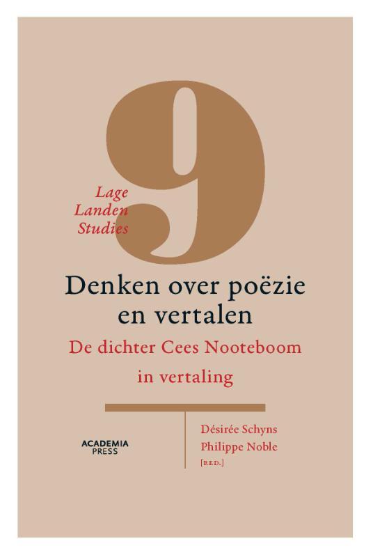 Lage Landen Studies Denken over poëzie en vertalen