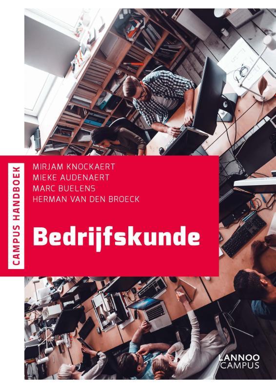 Handboek bedrijfskunde