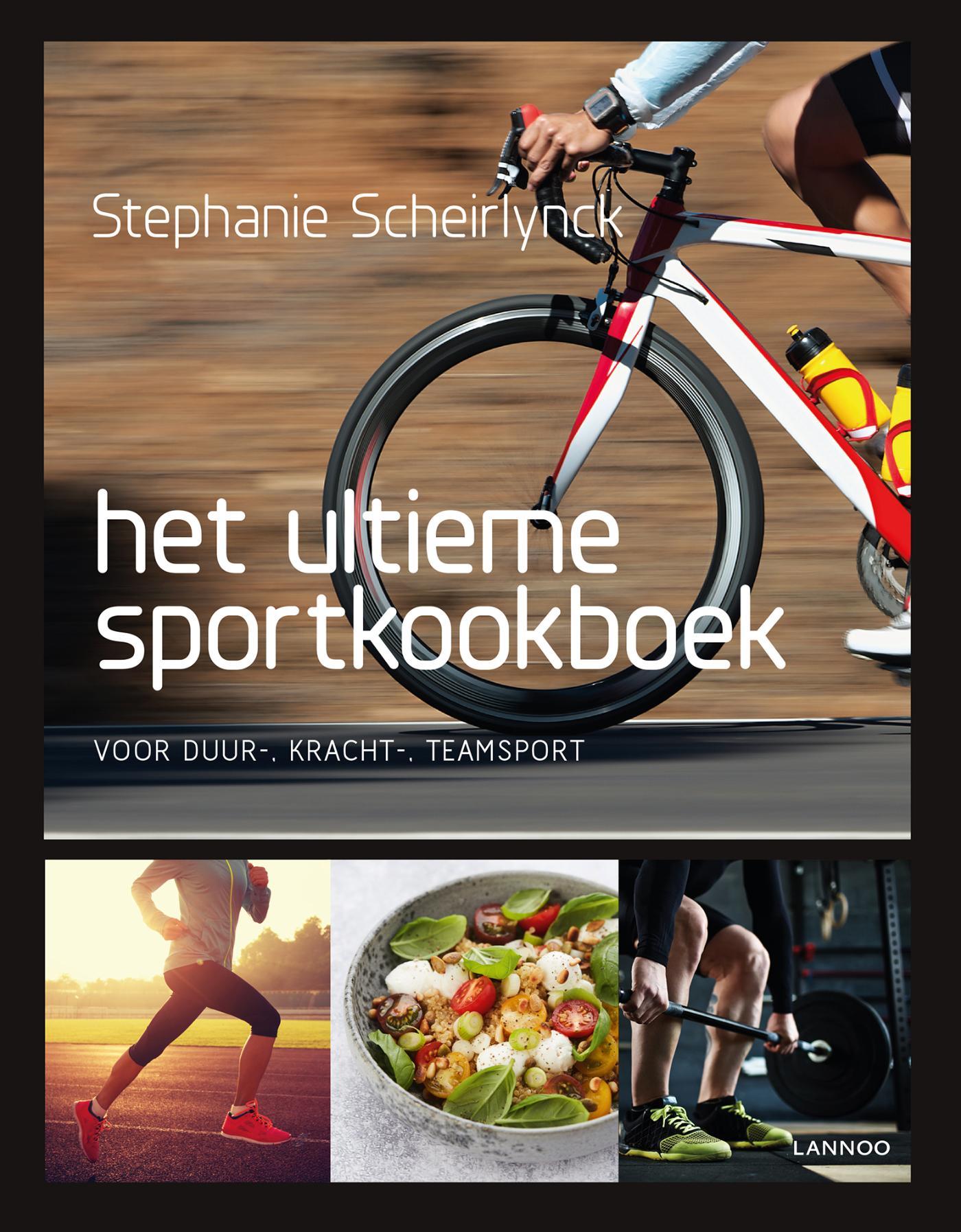 Het ultieme sportkookboek