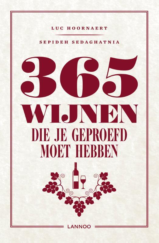 365 wijnen die je geproefd moet hebben