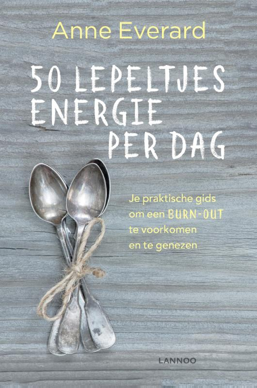 50 lepeltjes energie per dag