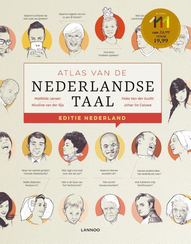 Atlas van de Nederlandse taal - Editie Nederland