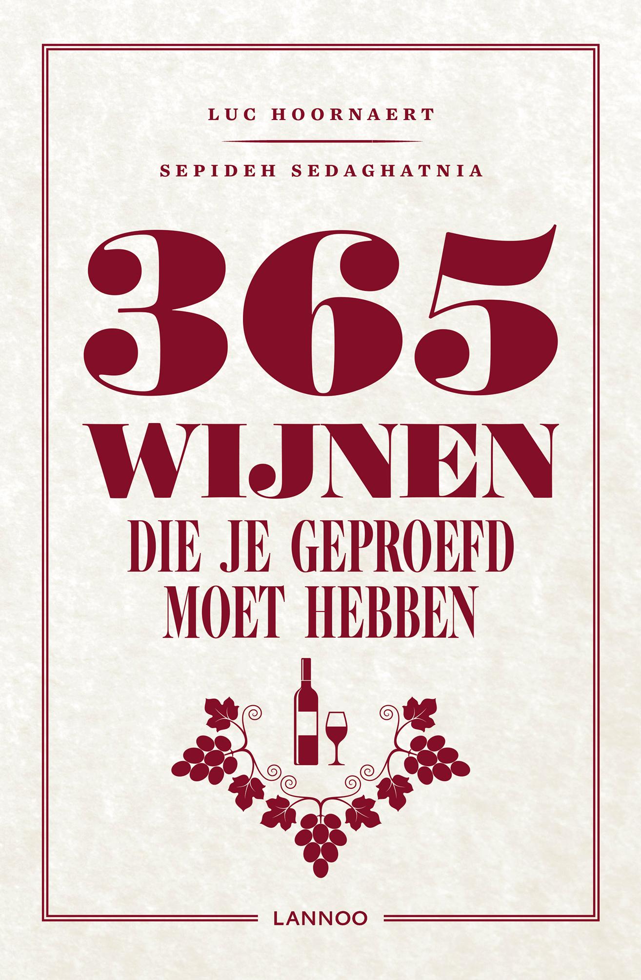365 wijnen die je moet geproefd hebben