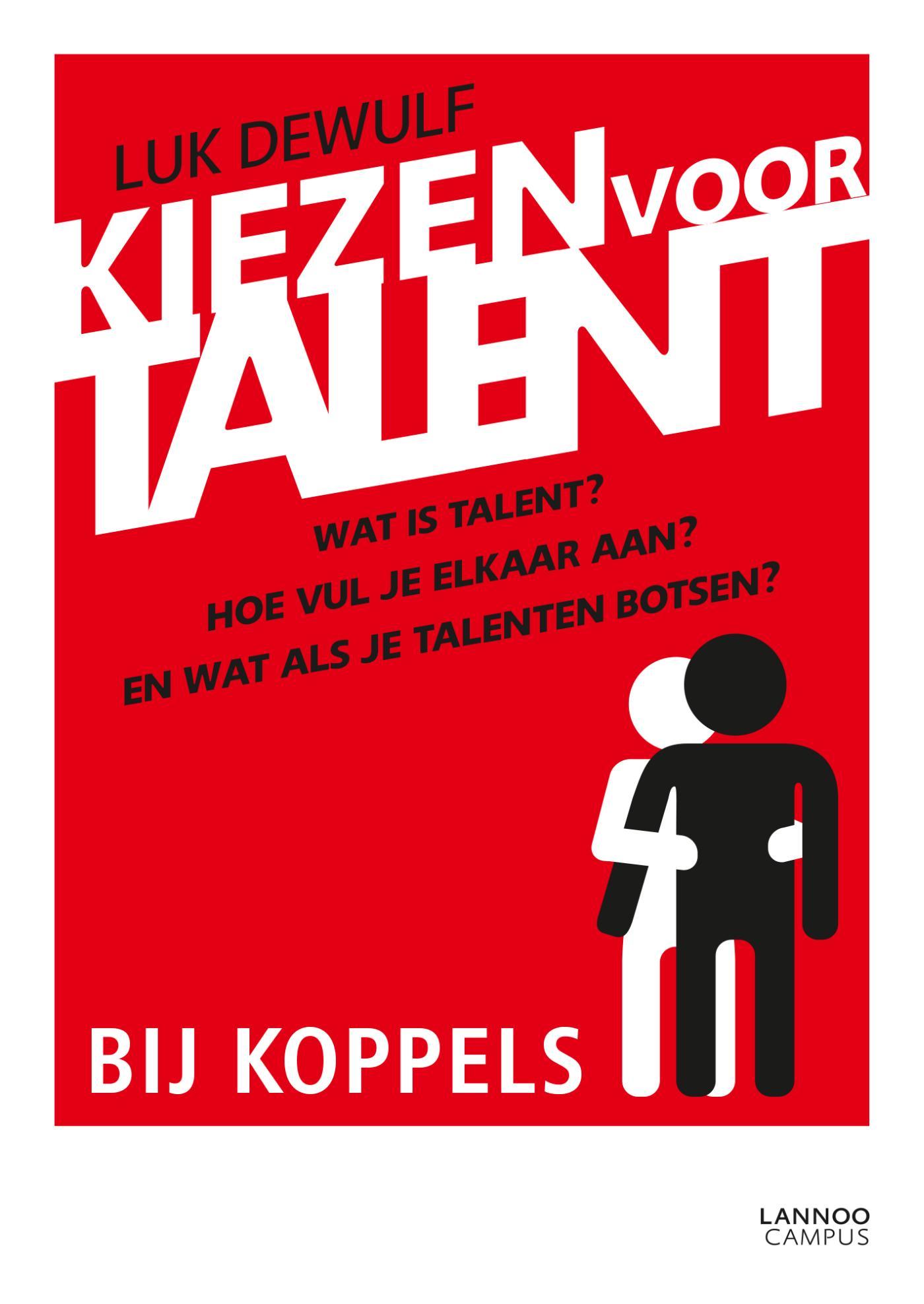 Kiezen voor talent bij koppels
