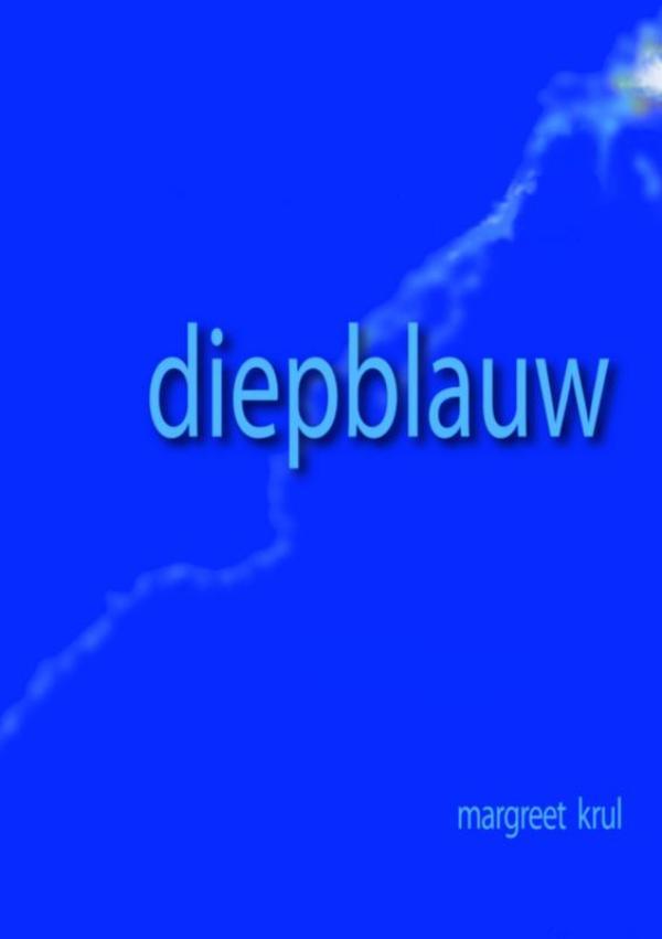 Diepblauw