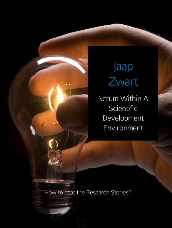 Scrum Within A Scientific Development Environment