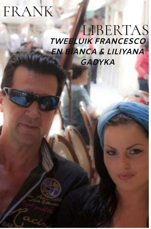 Tweeluik Francesco en Bianca & Liliyana Gadyka