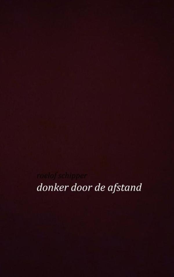 Donker door de afstand