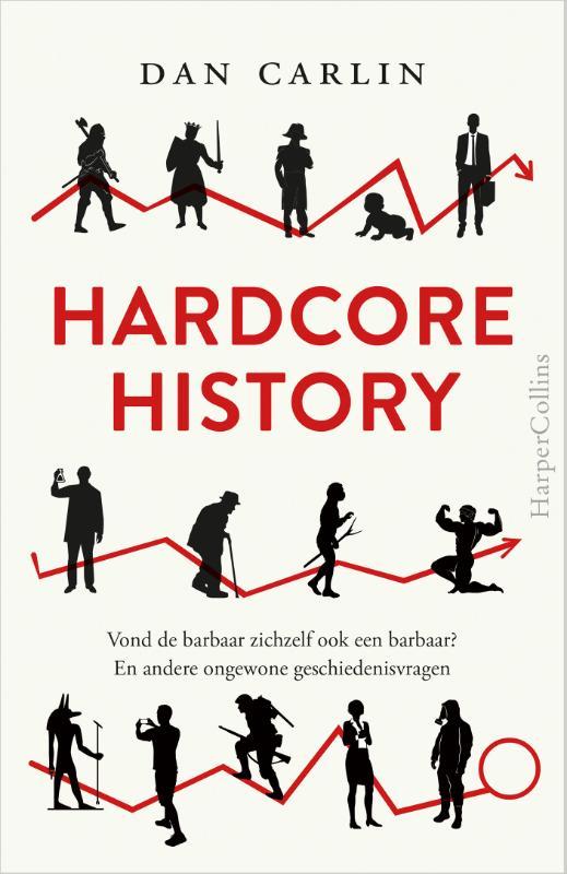 Hardcore History - backcard à 6 ex.