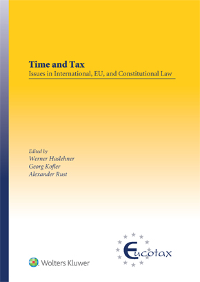 Time and Tax: Issues in International, EU, and Constitutional Law