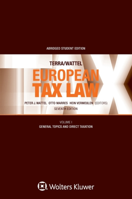 European Tax Law Seventh Edition