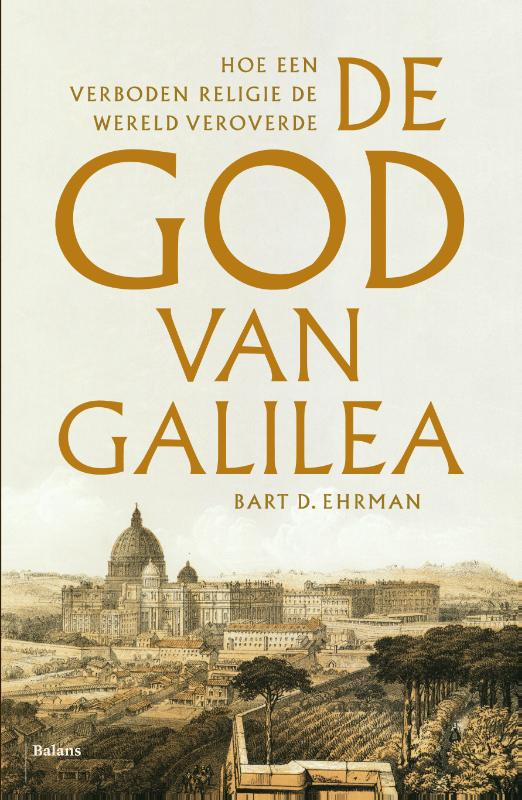 De God van Galilea
