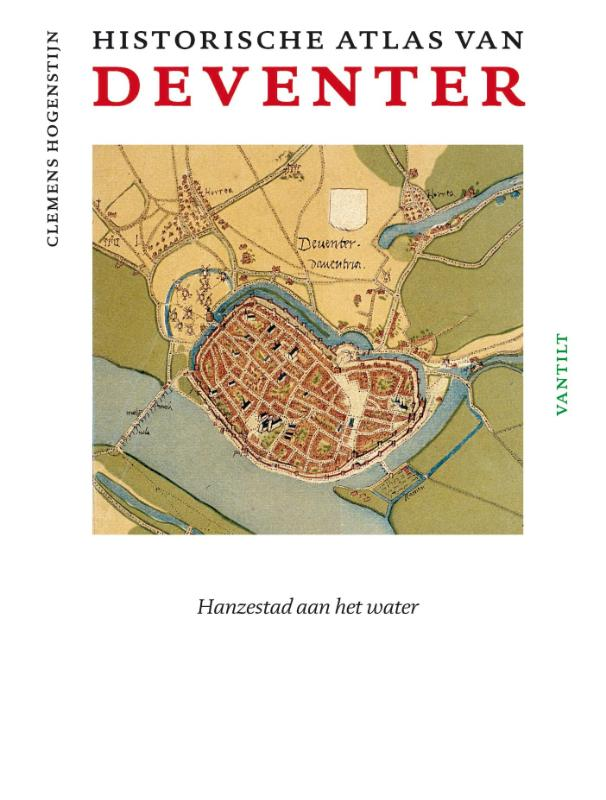 Historische atlas van Deventer