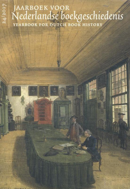 Jaarboek voor Nederlandse boekgeschiedenis 24/2017