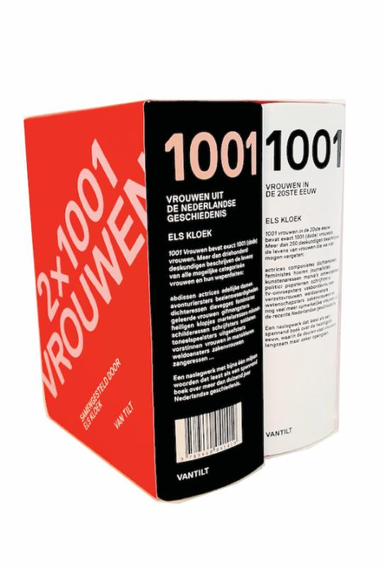 1001 Vrouwen-combinatiepakket