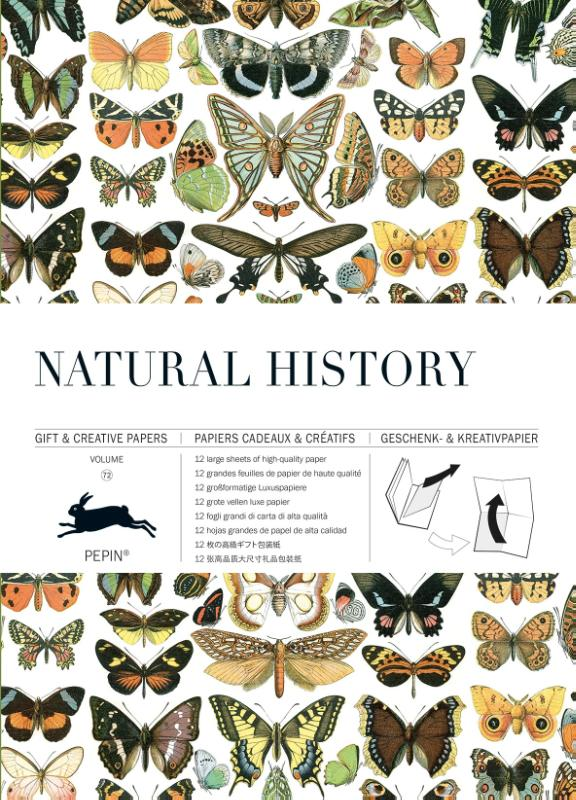 Natural History - Vol 72 Gift Papers