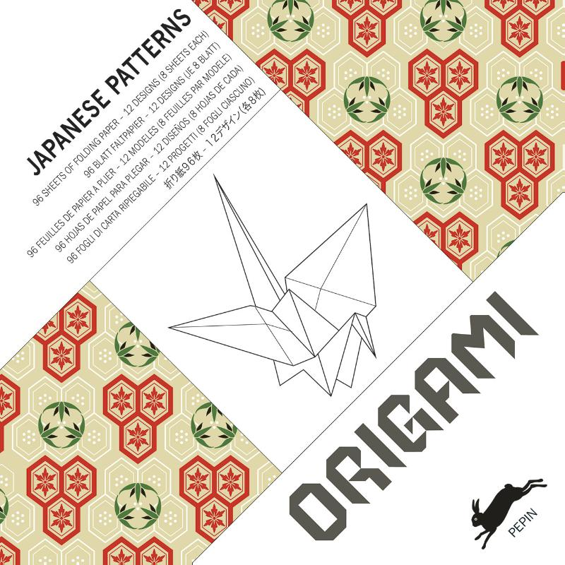 Japanese Patterns - Origami Book