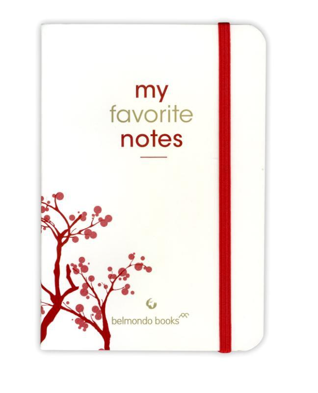 My favorite notes voor vrouwen