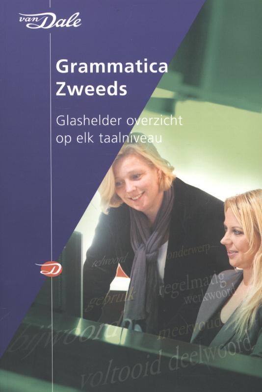 Van Dale Grammatica Zweeds