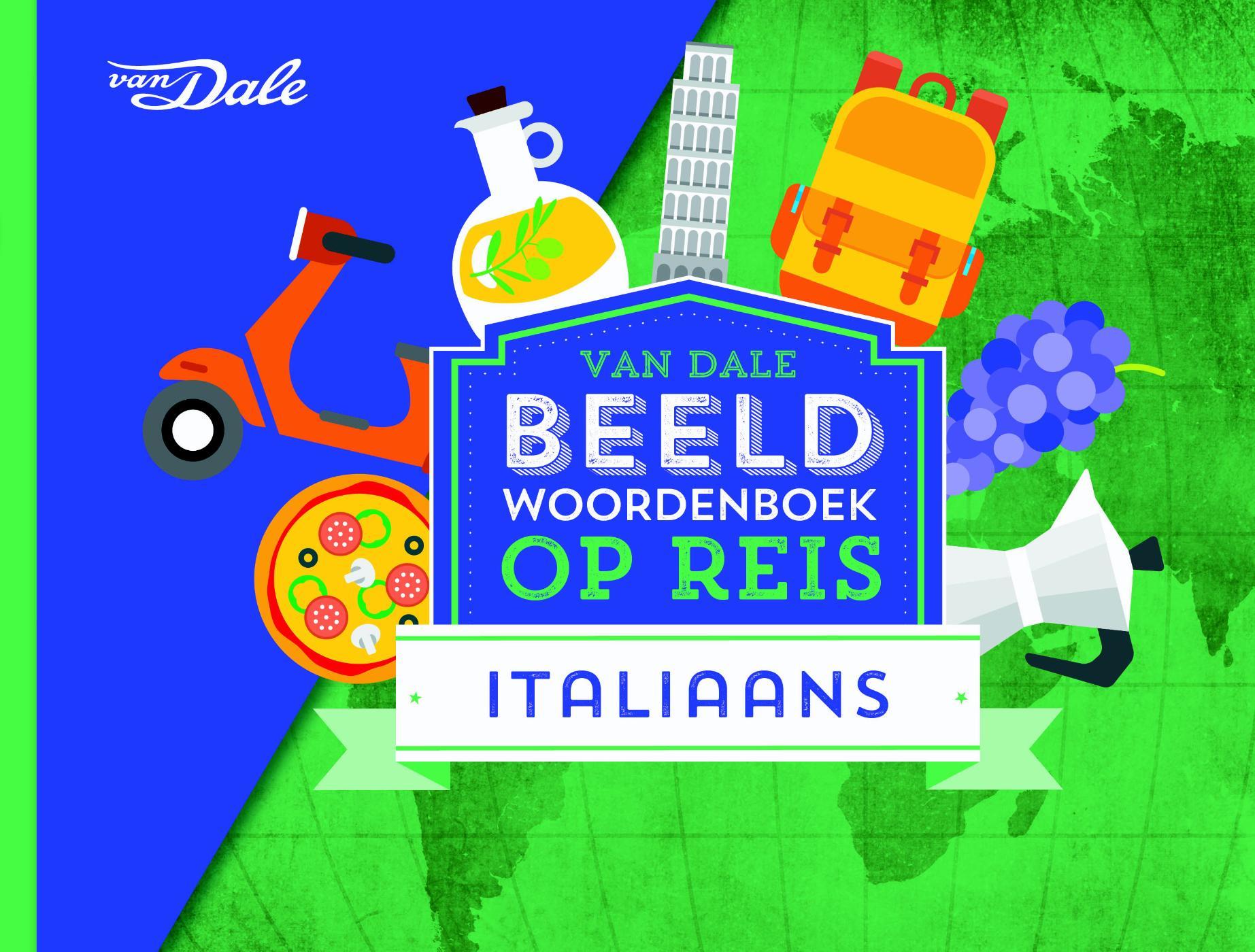 Van Dale Beeldwoordenboek op reis - Italiaans