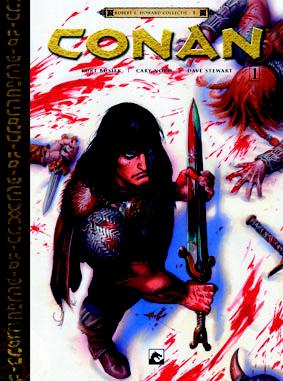 Robert E Howard Collectie Conan 1 De dochter van de ijsreus