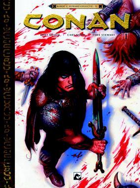 Robert E Howard Collectie Conan 1 De dochter van de ijsreus