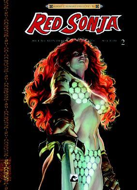 Robert E Howard Collectie Red Sonja 2 Leven en dood