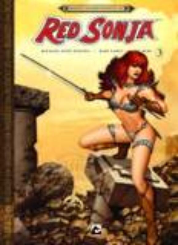 Robert E Howard Collectie Red Sonja 3 Toren van bloed