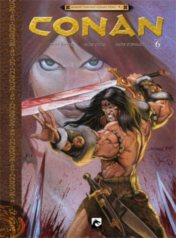 Heroic Fantasy Collection Conan  6 De strijd tegen Thoth-Amon
