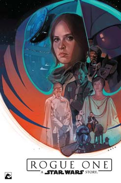 Star Wars Remastered Rogue One HC