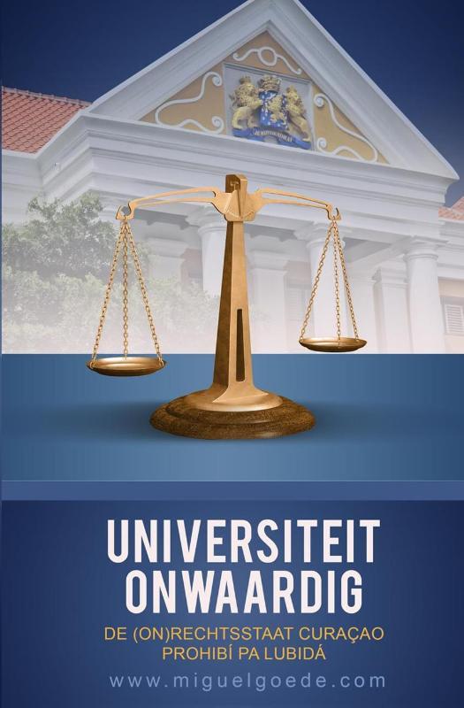 Universiteit Onwaardig
