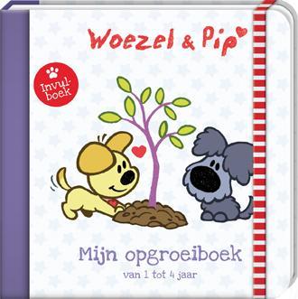 Woezel en Pip Mijn opgroeiboek