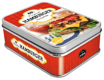 - Hamburgers